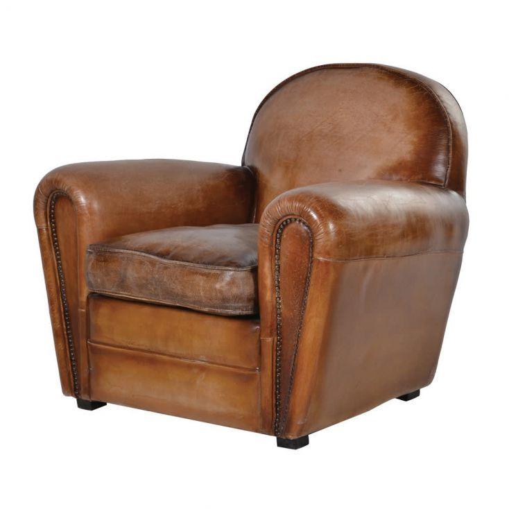 Art Deco Leather Armchair Man Cave Furniture & Decor £ 1,675.00 Store UK, US, EU, AE,BE,CA,DK,FR,DE,IE,IT,MT,NL,NO,ES,SE
