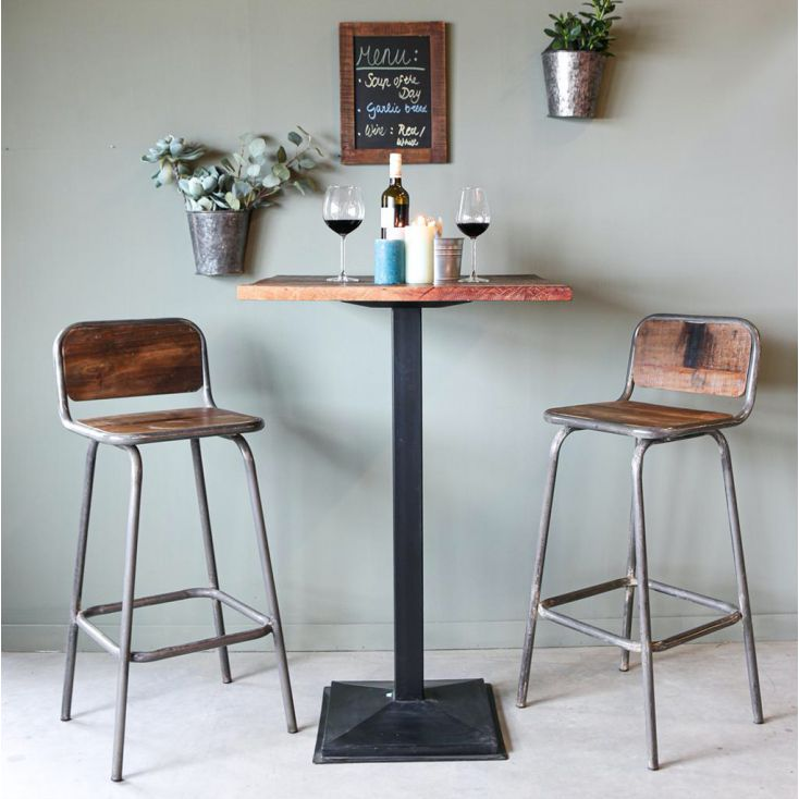 Loft Industrial Bar Stool Vintage Style Bar Stools Smithers of Stamford £ 216.00 Store UK, US, EU, AE,BE,CA,DK,FR,DE,IE,IT,MT...