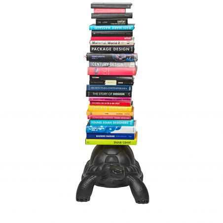 Turtle Carry Bookcase Qeeboo  £ 359.00 Store UK, US, EU, AE,BE,CA,DK,FR,DE,IE,IT,MT,NL,NO,ES,SE