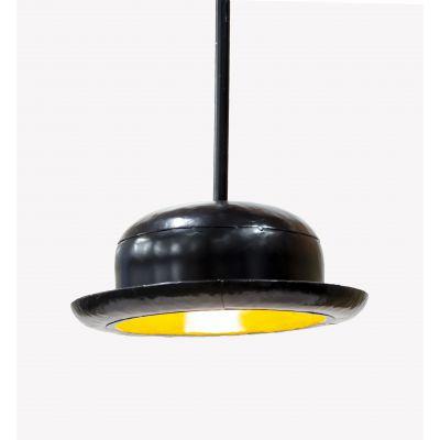 Bowler Hat Pendant Light