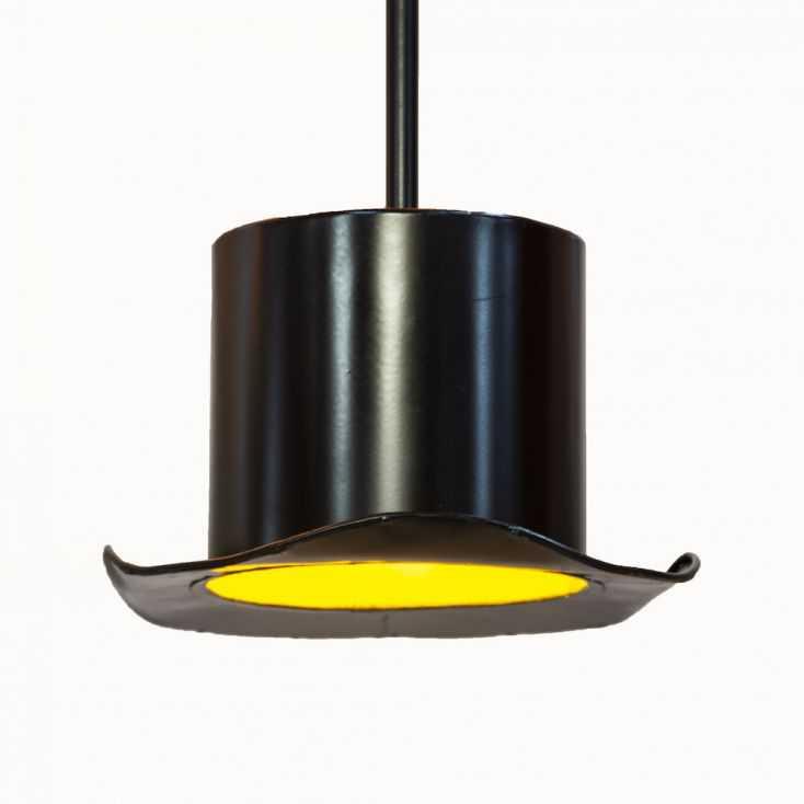 Top Hat Ceiling Light Retro Lighting  Smithers of Stamford £ 120.00 Store UK, US, EU, AE,BE,CA,DK,FR,DE,IE,IT,MT,NL,NO,ES,SE