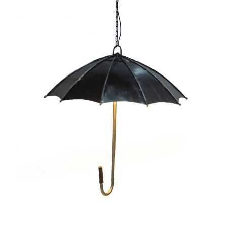 Umbrella Pendant Light Retro Lighting  Smithers of Stamford £ 288.00 Store UK, US, EU, AE,BE,CA,DK,FR,DE,IE,IT,MT,NL,NO,ES,SE