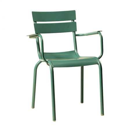 Turquoise Stacking Chair Outdoor Furniture Smithers of Stamford £ 136.00 Store UK, US, EU, AE,BE,CA,DK,FR,DE,IE,IT,MT,NL,NO,E...