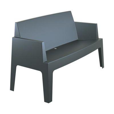 Outdoor Slate Box Sofa