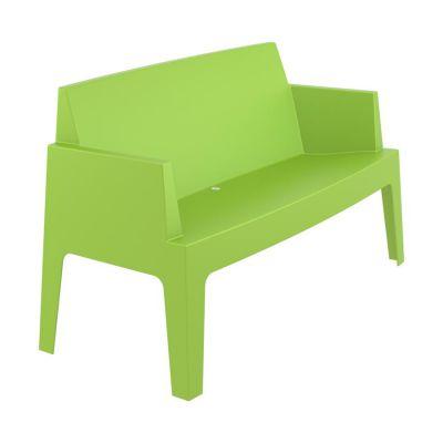 Outdoor Green Box Sofa