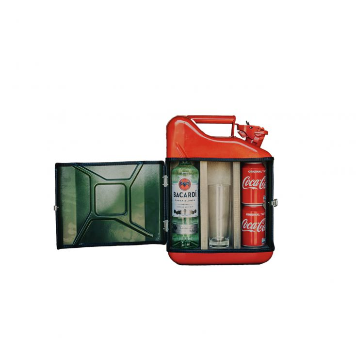 Bacardi Jerry Can Gift Set Fathers Day Gifts £ 140.00 Store UK, US, EU, AE,BE,CA,DK,FR,DE,IE,IT,MT,NL,NO,ES,SE