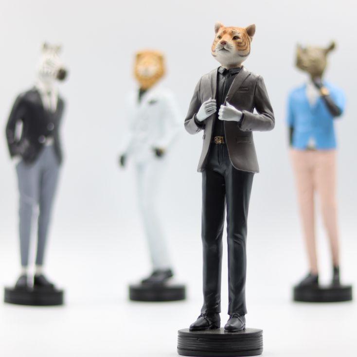 The Tiger Fella Retro Ornaments £ 25.00 Store UK, US, EU, AE,BE,CA,DK,FR,DE,IE,IT,MT,NL,NO,ES,SE