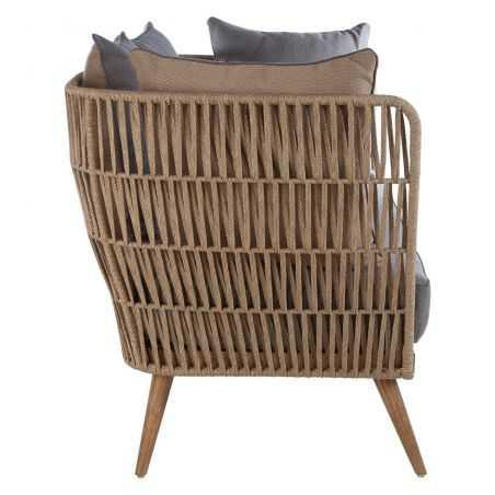 Rope Sofa Garden  £ 2,150.00 Store UK, US, EU, AE,BE,CA,DK,FR,DE,IE,IT,MT,NL,NO,ES,SE