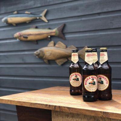 Fish Sculpture Wall Art