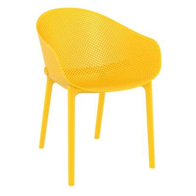 Salsa Yellow Outdoor Chair