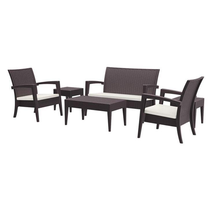 Brown Rattan Style Lounge Set Garden Ideas £ 945.00 Store UK, US, EU, AE,BE,CA,DK,FR,DE,IE,IT,MT,NL,NO,ES,SE