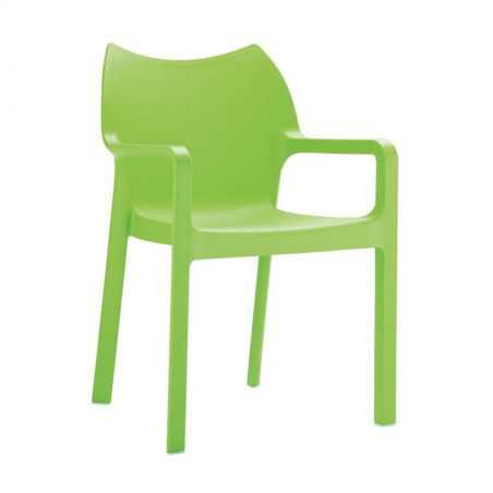 Aria Green Outdoor Chair Garden Furniture Smithers of Stamford £95.00 Store UK, US, EU, AE,BE,CA,DK,FR,DE,IE,IT,MT,NL,NO,ES,SE