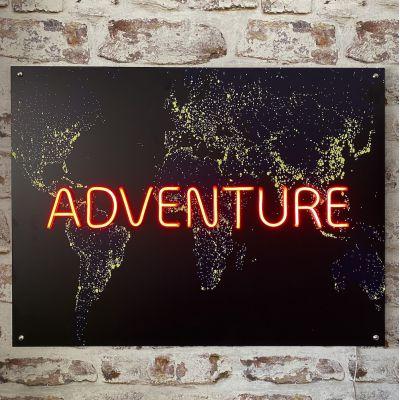 Adventure Neon