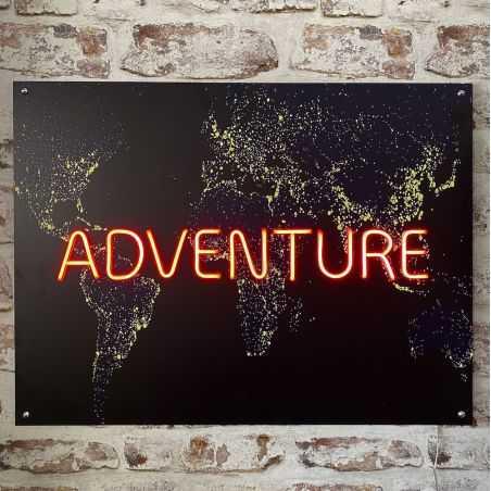 Adventure Neon Neon Signs  £ 215.00 Store UK, US, EU, AE,BE,CA,DK,FR,DE,IE,IT,MT,NL,NO,ES,SE