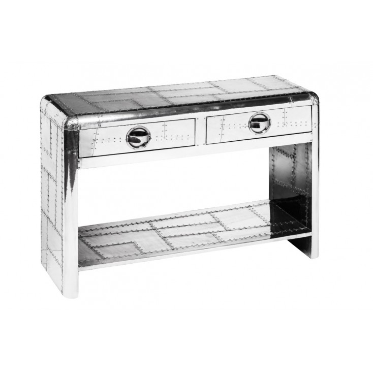 Pilot Console Table Home Smithers of Stamford £ 996.00 Store UK, US, EU