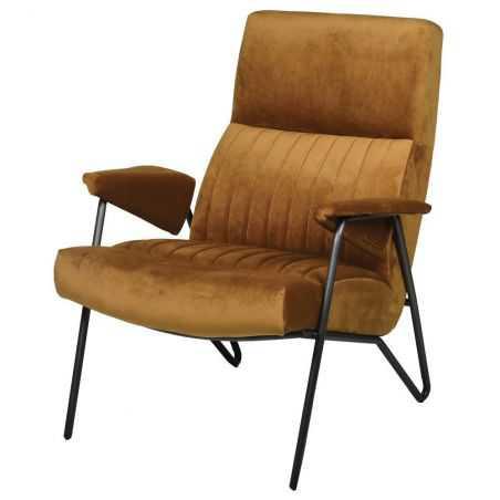 Havana Velvet Chair Man Cave Furniture & Decor  £820.00 Store UK, US, EU, AE,BE,CA,DK,FR,DE,IE,IT,MT,NL,NO,ES,SE