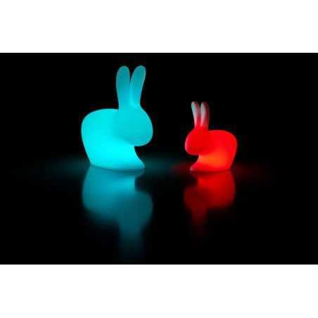 Qeeboo Baby Rabbit Chair Qeeboo  £100.00 Store UK, US, EU, AE,BE,CA,DK,FR,DE,IE,IT,MT,NL,NO,ES,SE