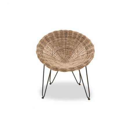 Gemini Rattan Satellite Chair Retro Furniture  £365.00 Store UK, US, EU, AE,BE,CA,DK,FR,DE,IE,IT,MT,NL,NO,ES,SE
