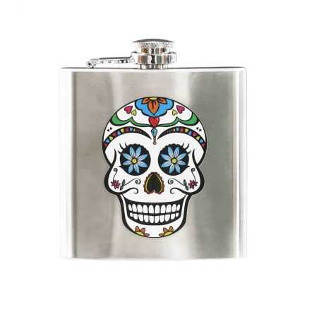 Comic Skull Hipflask Personal Accessories  £12.00 Store UK, US, EU, AE,BE,CA,DK,FR,DE,IE,IT,MT,NL,NO,ES,SE