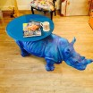 Retro Rhino Table