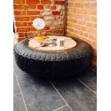 Bridgestone Tyre Coffee Table