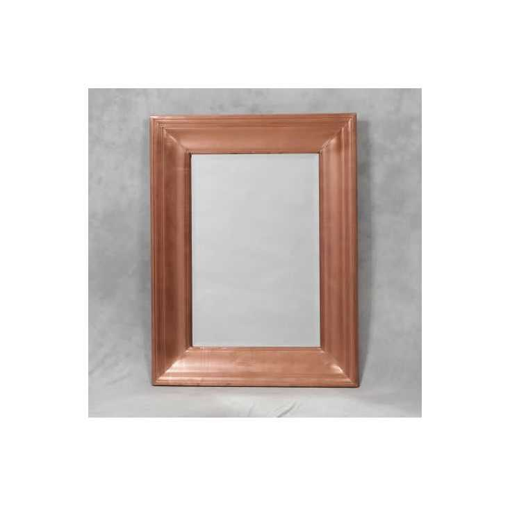 Ornate Copper Mirror Smithers Archives Smithers of Stamford £ 594.00 Store UK, US, EU, AE,BE,CA,DK,FR,DE,IE,IT,MT,NL,NO,ES,SE