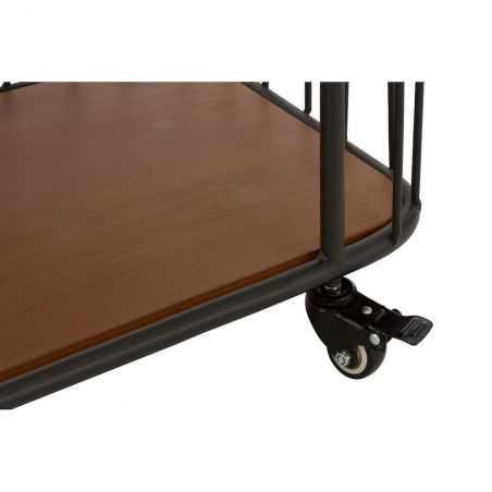 Warehouse Trolley Shelf Unit Retro Furniture  £785.00 Store UK, US, EU, AE,BE,CA,DK,FR,DE,IE,IT,MT,NL,NO,ES,SE