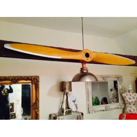 Vintage Propeller  Quirky Décor Smithers of Stamford £130.00 Store UK, US, EU, AE,BE,CA,DK,FR,DE,IE,IT,MT,NL,NO,ES,SE