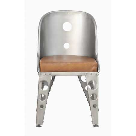 Aviator Falcon Chair Aviation Furniture Smithers of Stamford £345.00 Store UK, US, EU, AE,BE,CA,DK,FR,DE,IE,IT,MT,NL,NO,ES,SE