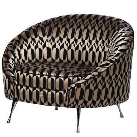 Gatsby Art Deco Armchair Designer Furniture  £1,700.00 Store UK, US, EU, AE,BE,CA,DK,FR,DE,IE,IT,MT,NL,NO,ES,SE
