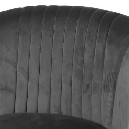 Pewter Club Chair Designer Furniture Smithers of Stamford £340.00 Store UK, US, EU, AE,BE,CA,DK,FR,DE,IE,IT,MT,NL,NO,ES,SE