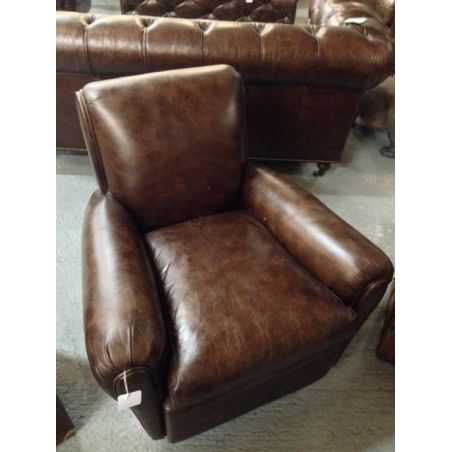 Galante Leather Armchair Smithers Archives Smithers of Stamford £ 674.00 Store UK, US, EU, AE,BE,CA,DK,FR,DE,IE,IT,MT,NL,NO,E...