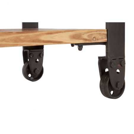 Factory Console Table Retro Furniture  £645.00 Store UK, US, EU, AE,BE,CA,DK,FR,DE,IE,IT,MT,NL,NO,ES,SE