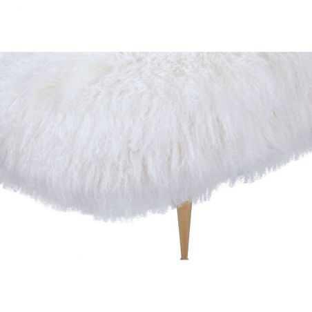 Faux Sheepskin Bench Bench Seats  £1,059.00 Store UK, US, EU, AE,BE,CA,DK,FR,DE,IE,IT,MT,NL,NO,ES,SE