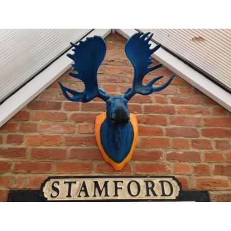 Moose Head Smithers Archives Smithers of Stamford £ 169.00 Store UK, US, EU, AE,BE,CA,DK,FR,DE,IE,IT,MT,NL,NO,ES,SE