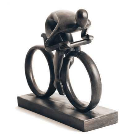 Cyclist Sculpture Retro Gifts  £36.00 Store UK, US, EU, AE,BE,CA,DK,FR,DE,IE,IT,MT,NL,NO,ES,SE