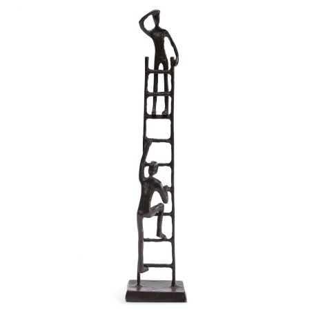 Solid Bronze Corporate Ladder Sculpture Retro Gifts  £80.00 Store UK, US, EU, AE,BE,CA,DK,FR,DE,IE,IT,MT,NL,NO,ES,SE