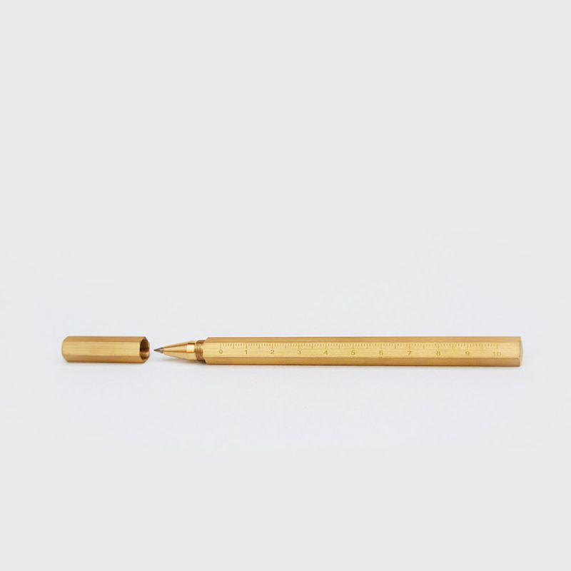 Brass Pen Personal Accessories  £22.00 Store UK, US, EU, AE,BE,CA,DK,FR,DE,IE,IT,MT,NL,NO,ES,SE