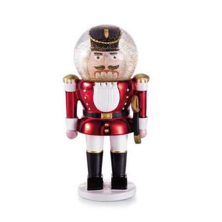 Nutcracker Snowglobe Christmas Gifts  £32.00 Store UK, US, EU, AE,BE,CA,DK,FR,DE,IE,IT,MT,NL,NO,ES,SE