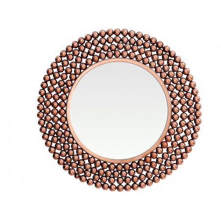 Copper Framed Wall Mirror Smithers Archives Smithers of Stamford £267.00 Store UK, US, EU, AE,BE,CA,DK,FR,DE,IE,IT,MT,NL,NO,E...