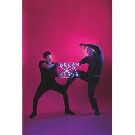 Dream Merda Neon Sign Neon Signs  £360.00 Store UK, US, EU, AE,BE,CA,DK,FR,DE,IE,IT,MT,NL,NO,ES,SE