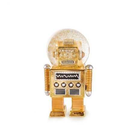 Robot Snowglobe Christmas Gifts  £32.00 Store UK, US, EU, AE,BE,CA,DK,FR,DE,IE,IT,MT,NL,NO,ES,SE