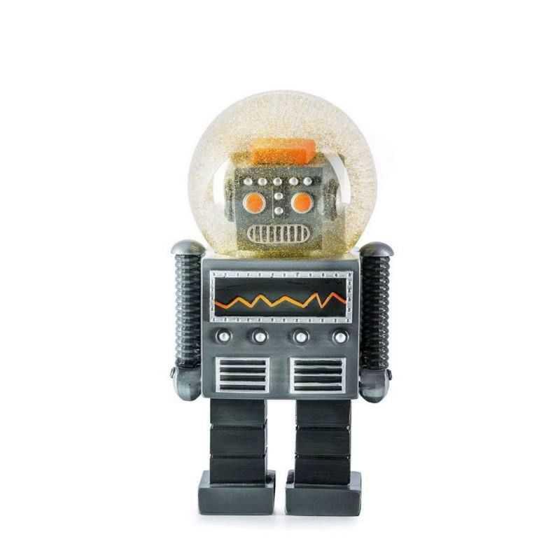 Giant Robot Snowglobe Christmas Gifts  £80.00 Store UK, US, EU, AE,BE,CA,DK,FR,DE,IE,IT,MT,NL,NO,ES,SE