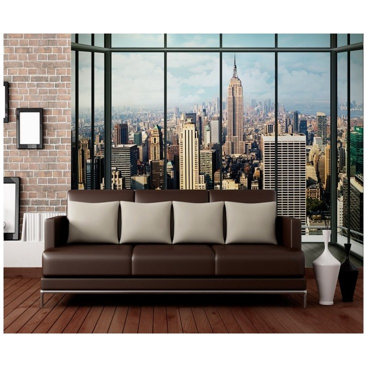 New York  Manhattan Wall Mural