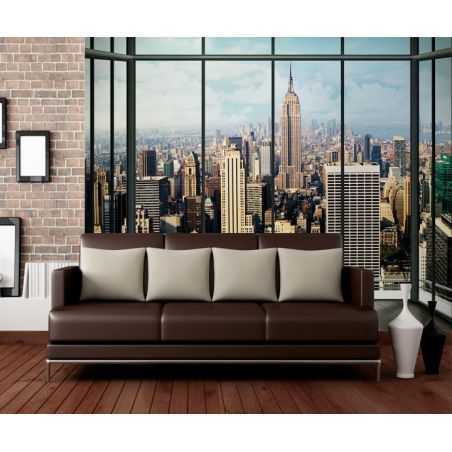 New York Manhattan Wall Mural Home Smithers of Stamford £ 69.00 Store UK, US, EU, AE,BE,CA,DK,FR,DE,IE,IT,MT,NL,NO,ES,SE