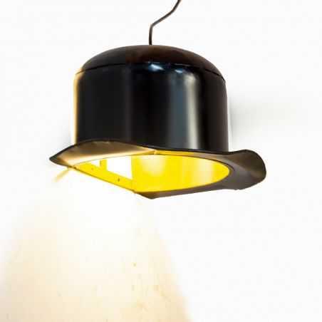 Bowler Hat Wall Light Retro Lighting Smithers of Stamford £120.00 Store UK, US, EU, AE,BE,CA,DK,FR,DE,IE,IT,MT,NL,NO,ES,SE