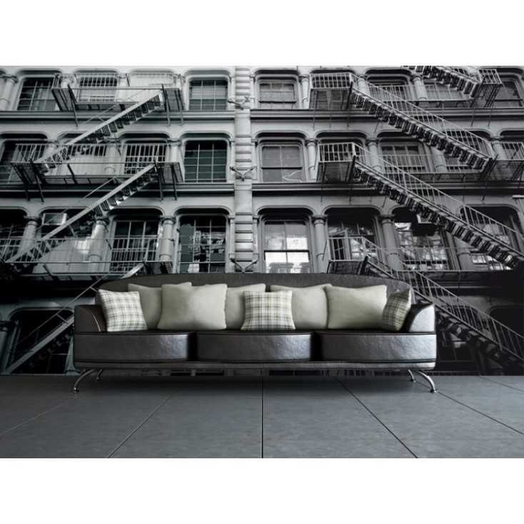 Apartment Wallpaper: New York Apartments Wallpaper For Quirky Style Homes UK