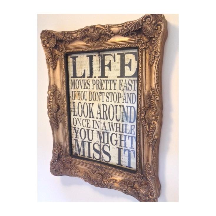 Antique Frame Life