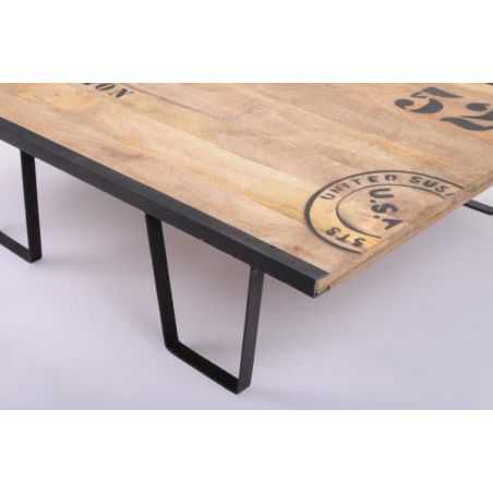 U.S.A - Reclaimed Coffee Table Smithers Archives Smithers of Stamford £ 358.60 Store UK, US, EU, AE,BE,CA,DK,FR,DE,IE,IT,MT,N...