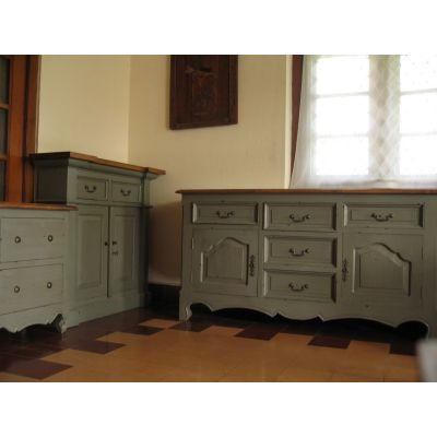 English Country Retreat Kitchen Sideboard